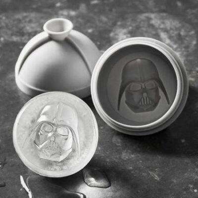 Darth Vader Ice Mold