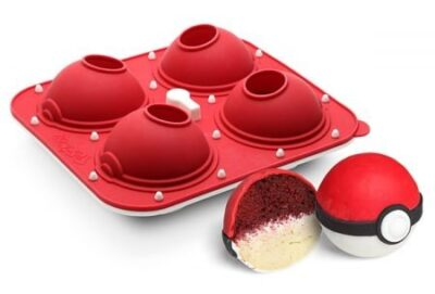 PokeBall Cupcake Pan