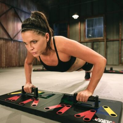 Push Up Training System