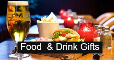 Food and Drink Gifts 2021
