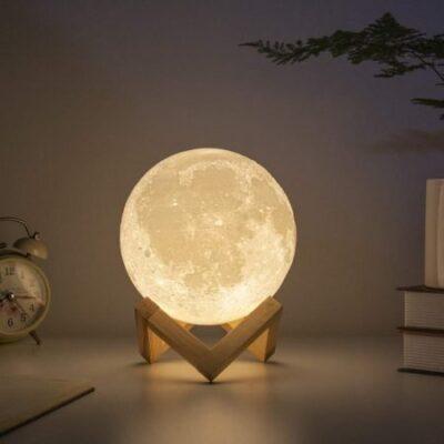 oon Lamp Moon Night Light