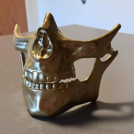 Death Stranding Golden Mask