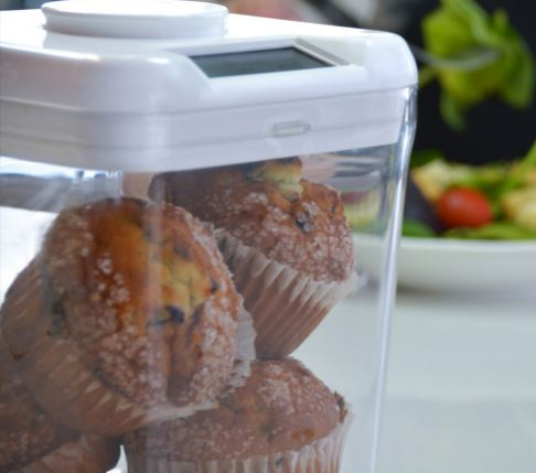 Kitchen Safe – The Timer Locking Container