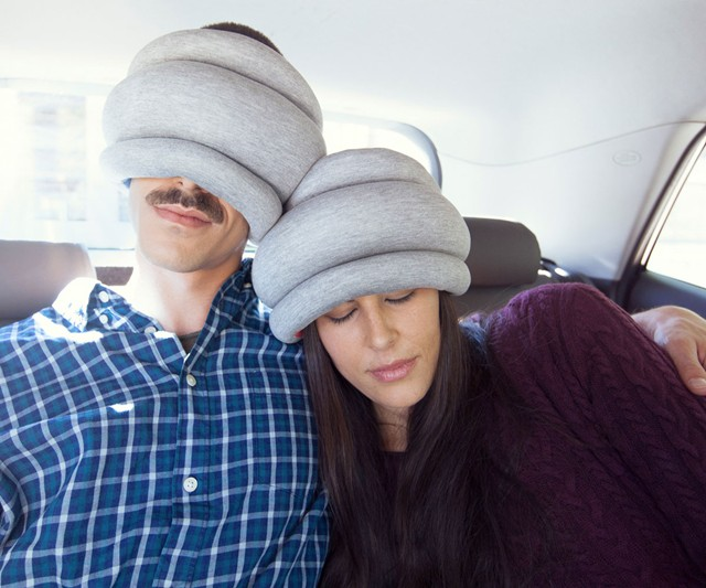 plane pillow