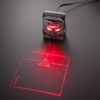 virtual laser mouse