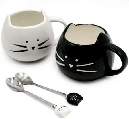 for cat lovers cat mugs