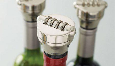Combination Wine Bottle Lock