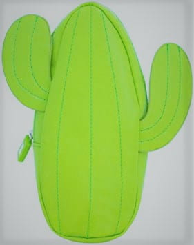 Yoobi Cactus Pencil Case