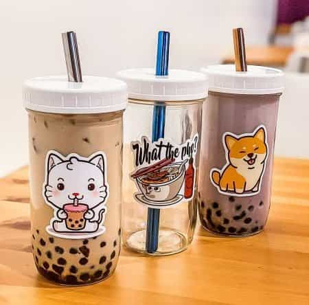 boba tea cup sealer