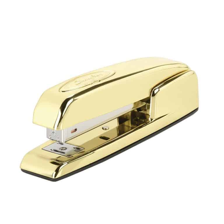 Swingline Gold Metallic Stapler