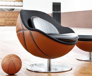 Basketball Lounge Chair
